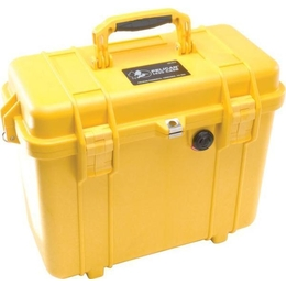 Pelican 1430 No Foam Yellow