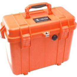 Pelican 1437 w/ Office Div Orange