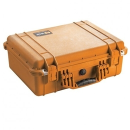 Pelican 1520 w/ Dividers Orange