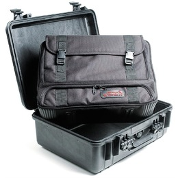 Pelican 1520 w/ Camera Bag Black