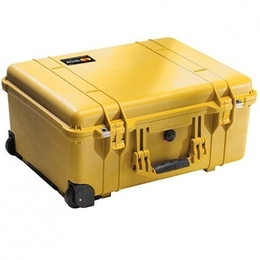 Pelican Case with Foam Yellow