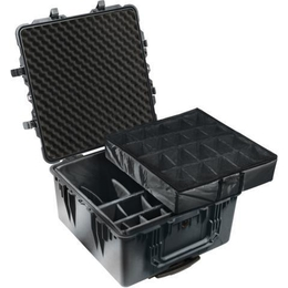 Pelican 1640 w/ Dividers Black