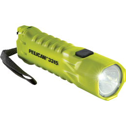 Pelican 3315 LED Light - Yellow
