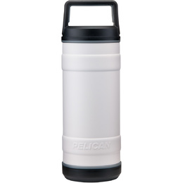 Pelican 18oz Bottle - White