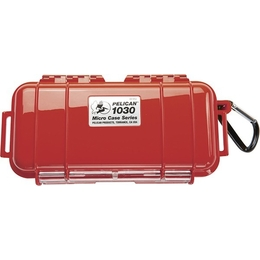 Pelican 1030 Case - Red