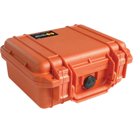 Pelican 1200 No Foam Orange