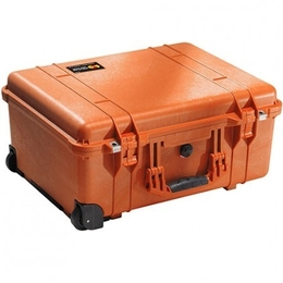 Pelican 1560 No Foam Orange