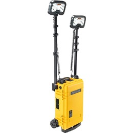 Pelican 9460M 2 Head RALS - Yellow