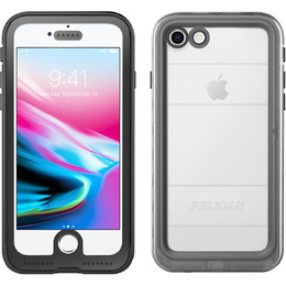 Marine Case - Clear / Black