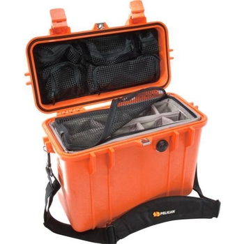 Pelican 1430 w/ Dividers Orange