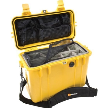 Pelican 1430 w/ Dividers Yellow